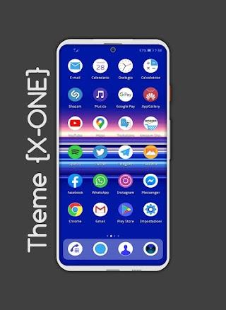 X one by alex style