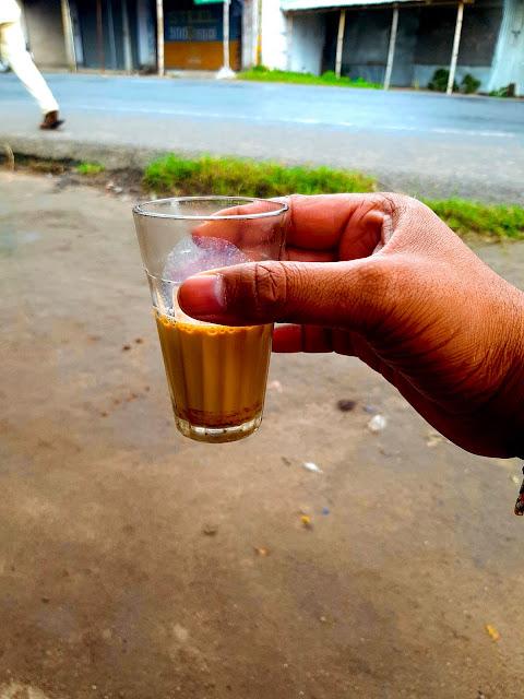 tea, roadside tea stall,