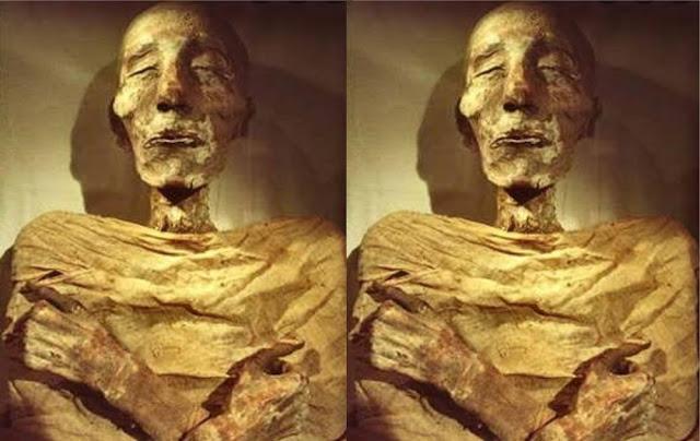 Ramses III, Si Tangan Besi Mati Tenggelam di Laut Merah