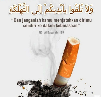 Islam Tak Melarang Rokok, Benarkah? Coba Cek 5 Fakta dalam Ayat Al-Qur'an dan Hadist Ini