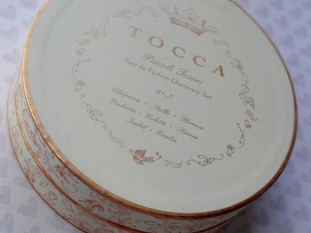 Tocca Piccoli Tesori Parfum Discovery Set