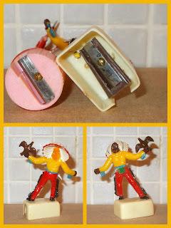 1705 B; 315; 674; Boxed Novelties; Ceremonial Troops; Christmas Crackers; HCF; Hong Kong; Hong Kong Novelty; Kitoys Traders Co.; KT Mark; Made in Hong Kong; Novelties; Novelty; Novelty Figurines; Novelty Toy; Pencil Sharpener Figures; Pencil Sharpeners; Plastic Costume Figures; Policemen; R 675; Shackman; Small Scale World; smallscaleworld.blogspot.com; Stationary; Tom Smith; Tourist Keepsakes; World Dolls;