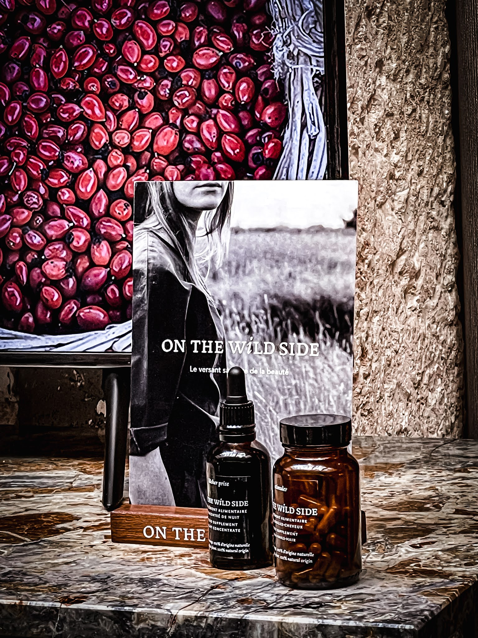 On The Wild Side complements alimentaires