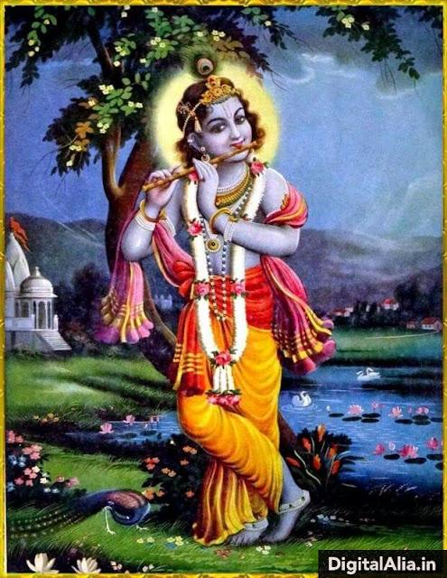 krishna bhagwan ki photo