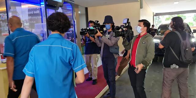 DPP KNPI Resmi Laporkan Abu Janda Ke Bareskrim Polri Terkait Kasus Dugaan Rasisme