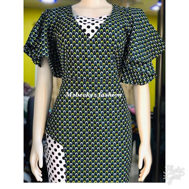 2019/2020 Stunning Ankara Gown Styles