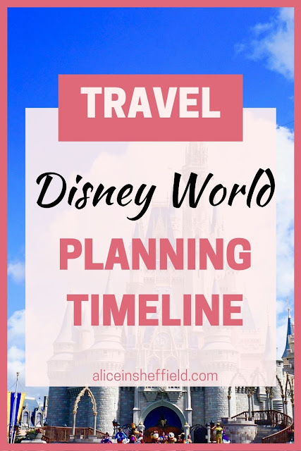 How to plan a trip to Disney World