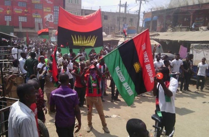 We Will Kill Anyone Who Joins EBUBEAGU Security Outfit —IPOB Threatens