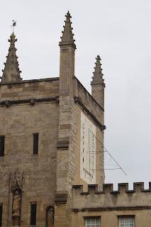 עוד שעון שמש באוקספורד