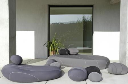 Muebles espectaculares piedra sintetica decoraci n de for Arredamento outdoor design