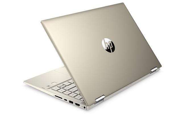 HP Pavilion 14-dw1004ns x360: convertible 2 en 1 con procesador Core i7, teclado retroiluminado y entrada USB-C