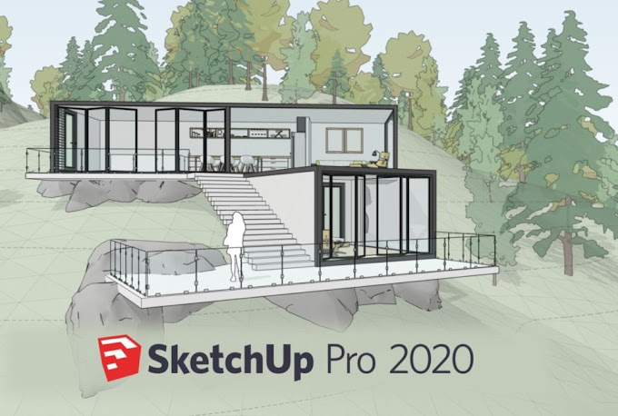 Download SketchUp Pro 2020 v20