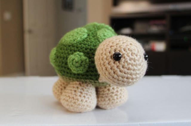 Häkelblog Täglich Neue Anleitungen Schildkröte Sheldon