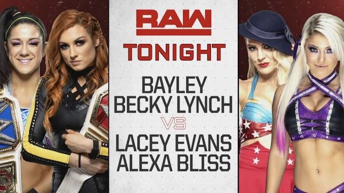 Replay: WWE Monday Night RAW em Português 10/06/2019
