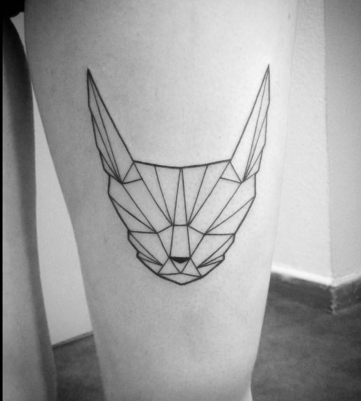 Creative Origami Tattoos Designs And Ideas