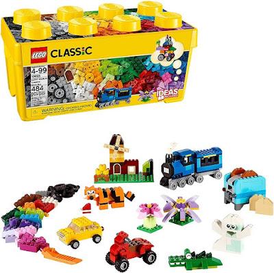 LEGO Classic Средна кутия с елементи 10696