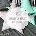 DIY: Uszyj poduszkę- chmury i gwiazdy. Wzór do pobrania.