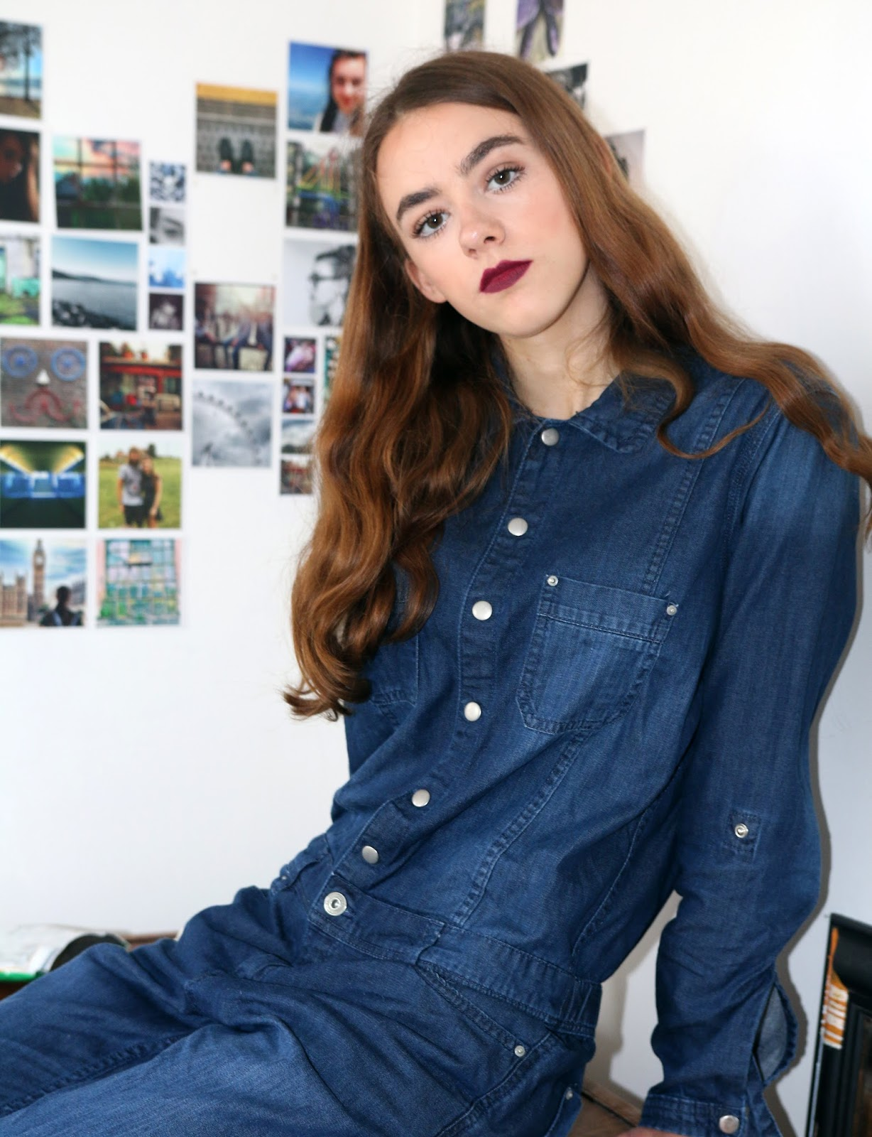 Alice in Wonderland, Amelia, Mandeville, Jumpsuit, Mandeville Sisters, Blog, funny, fashion, comedy, jumpsuit, boiler suit, OOTD, Blogger, comment, witty, author, writing
