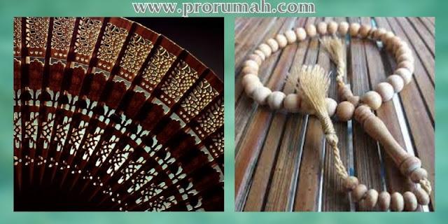 manfaat kayu cendana - produk souvenir