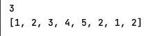 Count the number of occurrences of an element in a List