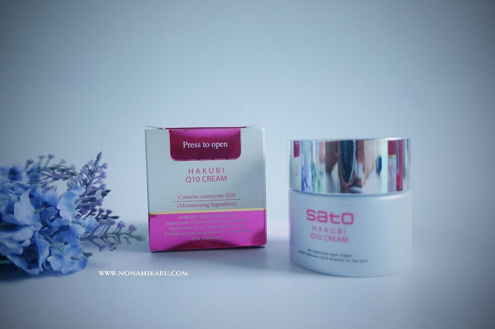 Review Hakubi Bb Cream Spf 30 Pa Beauty Travelling Sato Pastaron Produk Lainnya Dari Pharmaceutical Adalah Q10 Yang Mempunyai Tiga Kandungan Untuk Kesehatan Kulit