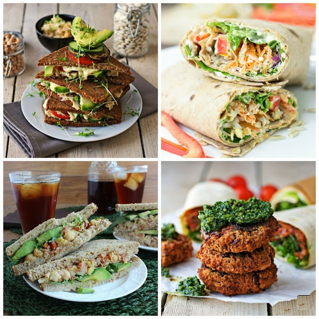The Ultimate Vegetarian and Vegan Sandwich Guide