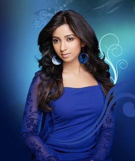 Shreya Ghoshal Indian Singer Hot Photos