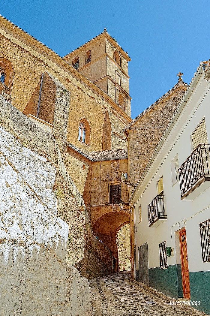 Iglesia de la Encarnación Alhama de Granada - A una hora de Granada - TuvesyyoHago