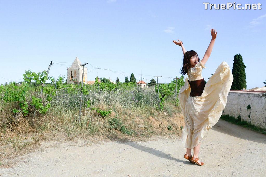Image Wanibooks No.125 – Japanese Gravure Idol and Singer – Risa Yoshiki - TruePic.net - Picture-10
