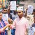 केवाईएस कार्यकर्ताओं ने राखी बांधकर फैलाया सांप्रदायिक सौहार्द का सन्देश   KYS activists spread the message of communal harmony by spreading rakhi