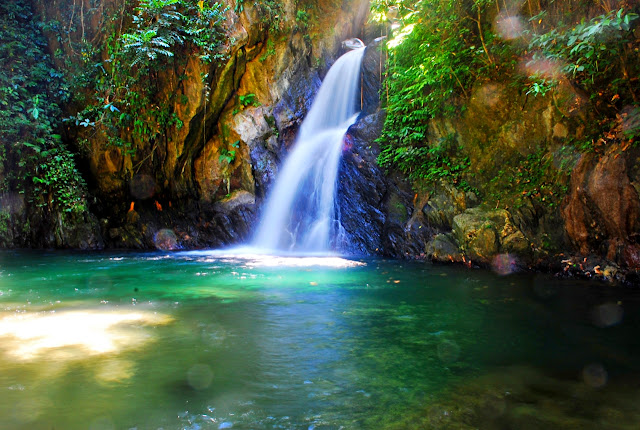 Waterfalls in Luzon