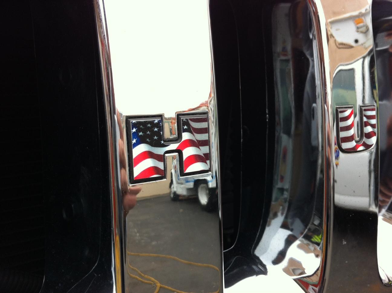 North County Printers Amp Signs Custom Hummer H2 Skid