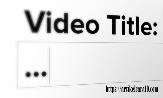 cara menambah jam tayang youtube sampai 4000 jam