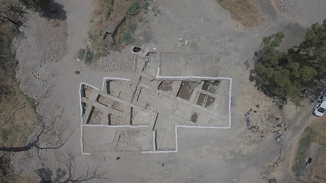 Byzantine Church of the Apostles unearthed in northern Israel