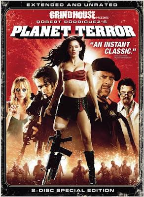 Planet Terror – DVDRIP LATINO