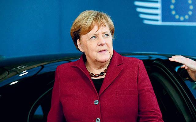 Ο κορωναϊός έσπασε το φρένο χρέους της Γερμανίας
