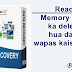 Memory Card Ka Deleted Data Recover Kaise Kare