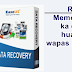 Memory Card Ka Deleted Data Recover Kaise Kare - Free data recovery