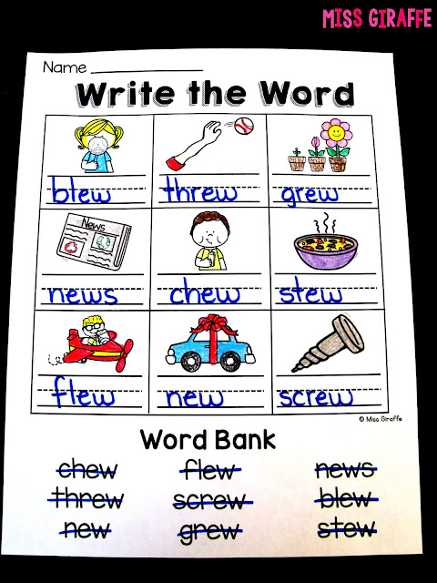 Check out all these awesome phonics worksheets that are perfect for literacy centers classwork and even homework