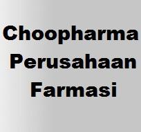 Lowongan Kerja Lampung Terbaru Oktober 2016 di Choopharma Perusahaan Farmasi