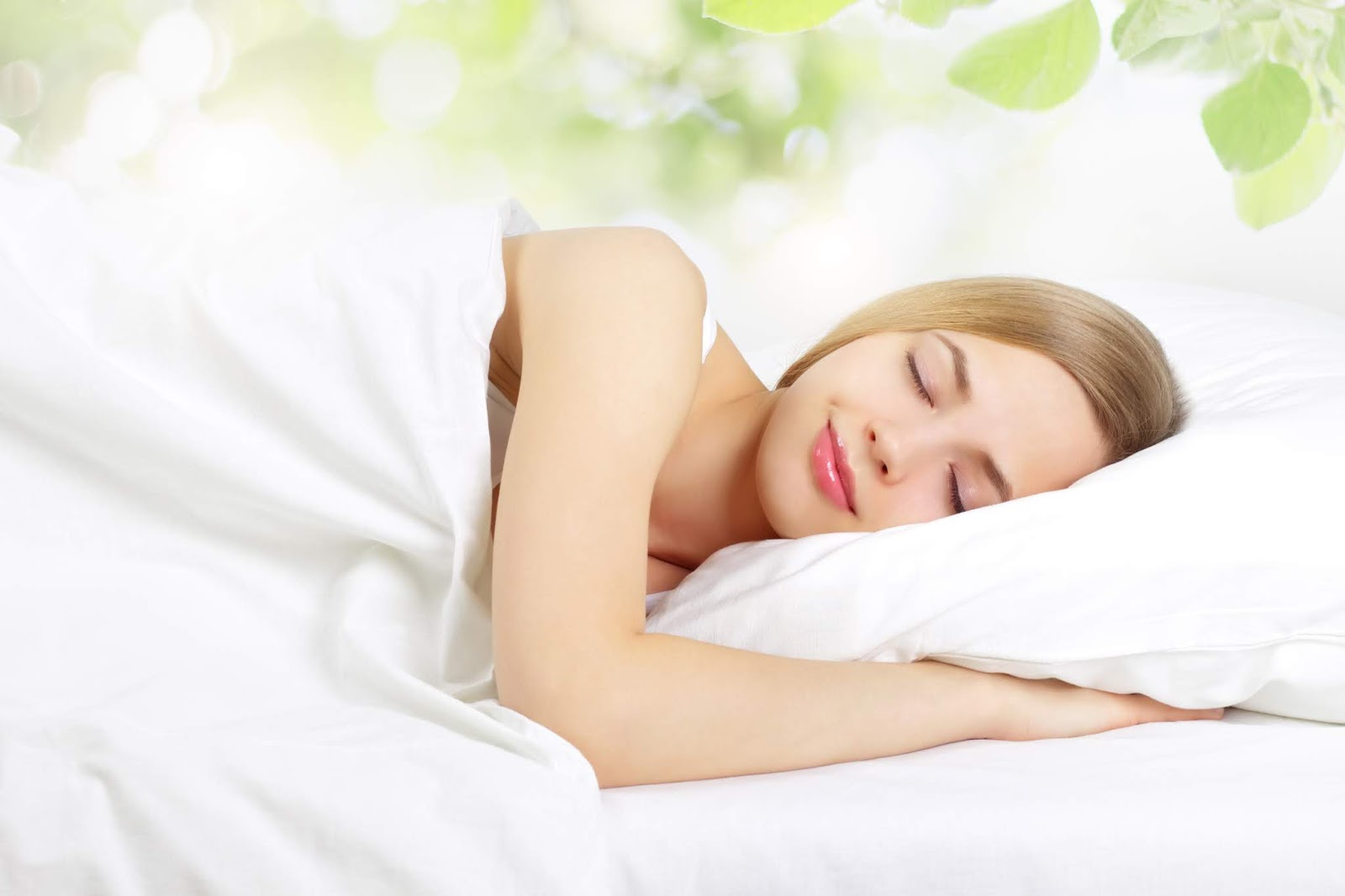 The 23 per cent who could sleep through the night without waking up were more likely than the population as a whole to describe their quality of sleep as good.