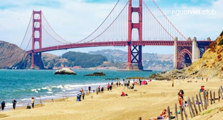 Những địa điểm vui chơi giải trí ở SAN FRANCISCO California