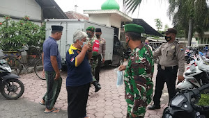Cegah Klaster Baru, TNI-Polri di Lumajang Tegakkan Disiplin Prokes di Tempat Ibadah