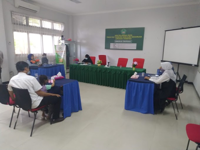 PGMI Rapat Pengabdian Serta Tingkatkan Kualitas Skripsi Mahasiswa