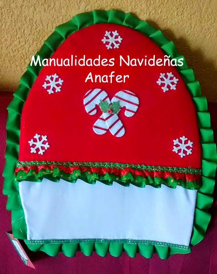 Set De Baño Navideno Manualidades:Manualidades Navideñas Anafer ...