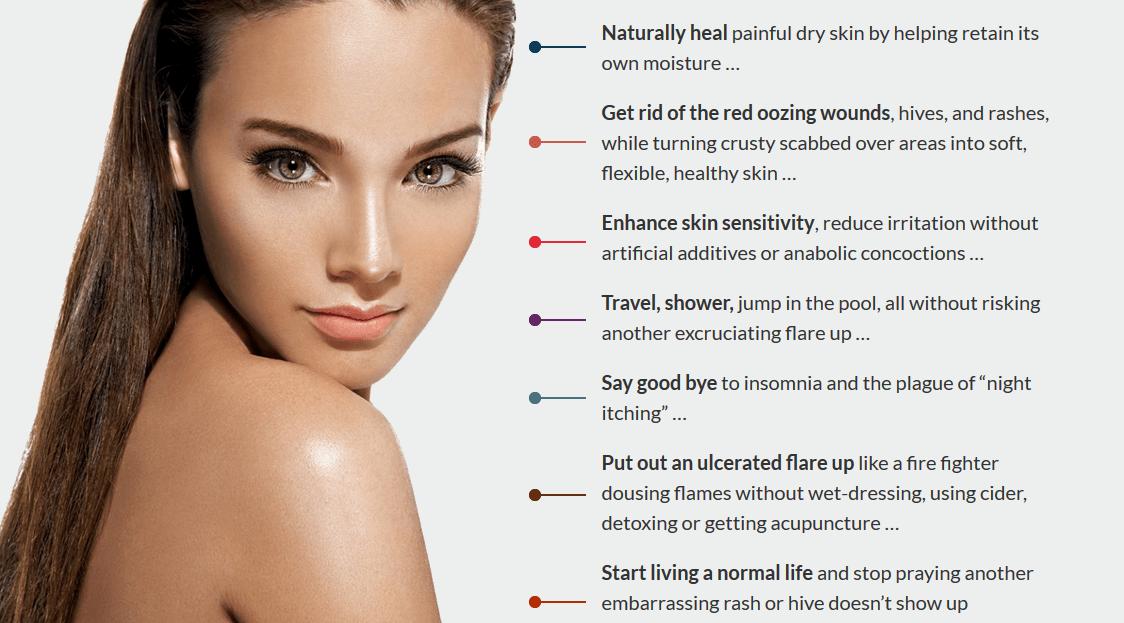 Euzema Skin Relief - Euzema 50% off
