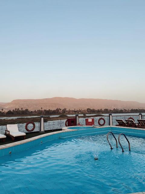 Luxor to Aswan Nile cruise