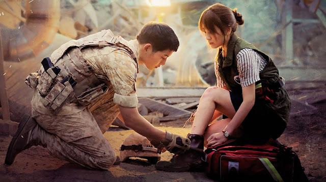 Conheça 'Descendentes do Sol', próxima novela coreana da Loading