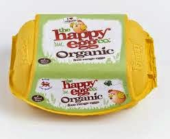 Happy Egg Company Organic Free Range Eggs