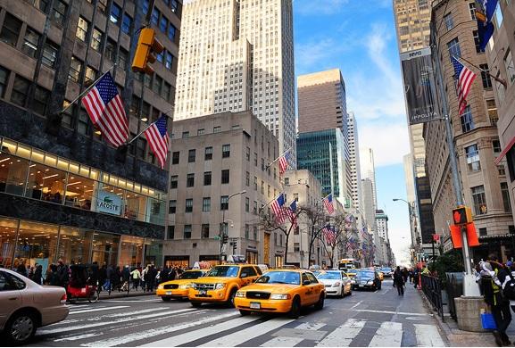 Fifth Avenue - đại lộ tuyệt vời
